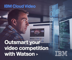 IBM Cloud Video - medium rectangle - 7-7-17