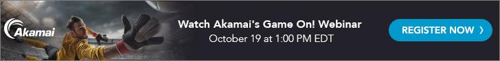 Akamai - leaderboard - 9-26-17