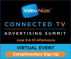 Connected TV Advertising Summit (VIrtual) Medium Rectangle