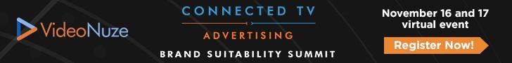 CTV Ads Brand Suitability - leaderboard - 10-5-21