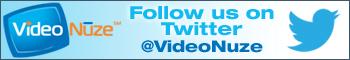 VideoNuze Twitter - half banner