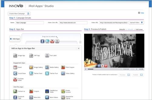 Innovid Enhances iRoll With VAST/VPAID Tag Creation - VideoNuze